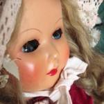 Bambola anni '40-'50