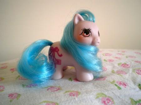 Teen Tiny Pony