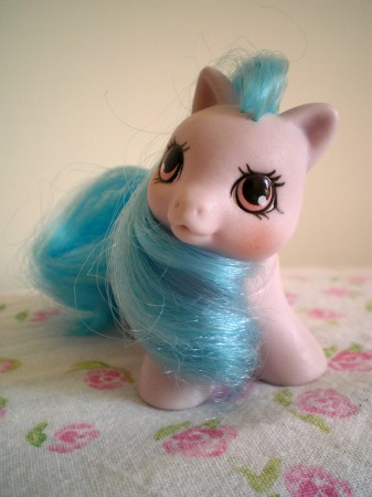 Teen Tiny Pony 2