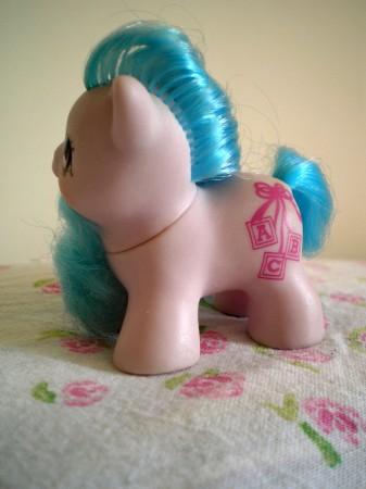 Teen Tiny Pony 3