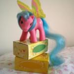 Pony ali di farfalla
