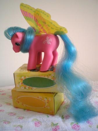 Pony ali di farfalla 2